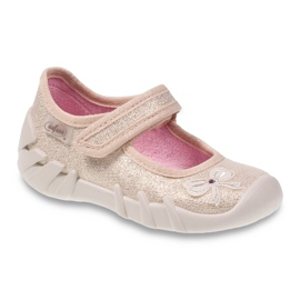 Dětská obuv Befado 109P152 žlutý 1