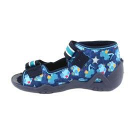 Befado sandály dětské boty 250P090 2