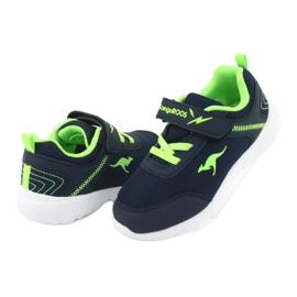 Lehká sportovní obuv KangaROOS 02050 navy blue 4