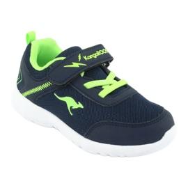 Lehká sportovní obuv KangaROOS 02050 navy blue 1