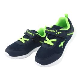 Lehká sportovní obuv KangaROOS 02050 navy blue 3