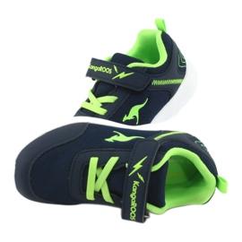 Lehká sportovní obuv KangaROOS 02050 navy blue 5
