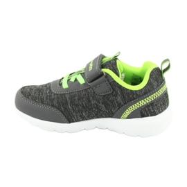 Lehká sportovní obuv KangaROOS 02050 šedá 2