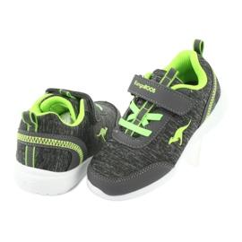 Lehká sportovní obuv KangaROOS 02050 šedá 4