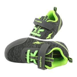 Lehká sportovní obuv KangaROOS 02050 šedá 5