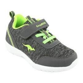 Lehká sportovní obuv KangaROOS 02050 šedá 1