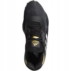 Sálová obuv Adidas Pro Bounce 2019 Low M EF0469 černá 1