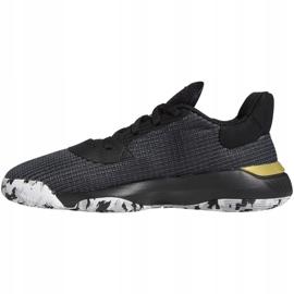 Sálová obuv Adidas Pro Bounce 2019 Low M EF0469 černá 2