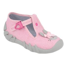 Dětská obuv Befado 110P374 růžový 1