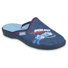 Barevné dětské boty Befado 707Y403 1
