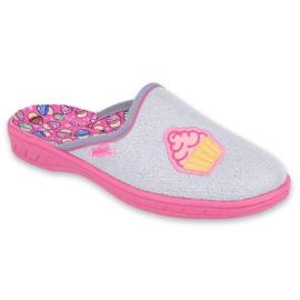 Barevné dětské boty Befado 707Y407 1
