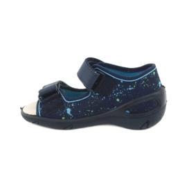 Befado dětské boty pu 065P131 3