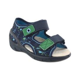 Befado dětské boty pu 065P131 2