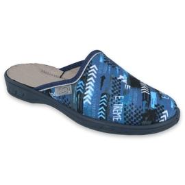 Barevné dětské boty Befado 707Y402 1