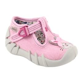 Dětská obuv Befado 110P374 růžový 3