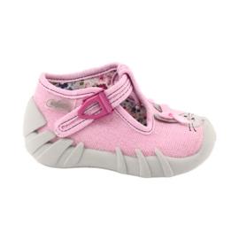 Dětská obuv Befado 110P374 růžový 2