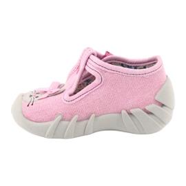 Dětská obuv Befado 110P374 růžový 4