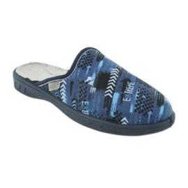 Barevné dětské boty Befado 707Y402 3