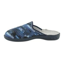 Barevné dětské boty Befado 707Y402 4