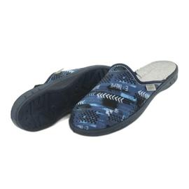 Barevné dětské boty Befado 707Y402 6