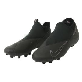 Fotbalová obuv Nike Phantom Vsn 2 Club DF / MG M CD4159-010 černá 3