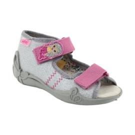 Dětská obuv Befado žlutá 342P012 2
