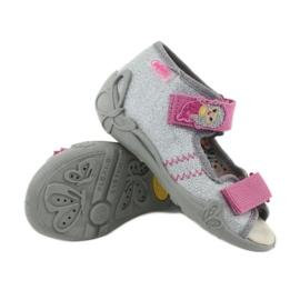 Dětská obuv Befado žlutá 342P012 4