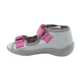 Dětská obuv Befado žlutá 342P012 3