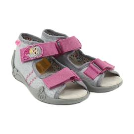 Dětská obuv Befado žlutá 342P012 5