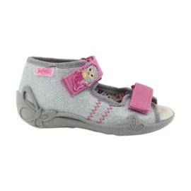 Dětská obuv Befado žlutá 342P012 1