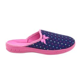 Barevné dětské boty Befado 707Y408 1