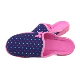 Barevné dětské boty Befado 707Y408 6