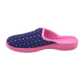 Barevné dětské boty Befado 707Y408 3