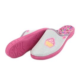 Barevné dětské boty Befado 707Y407 6