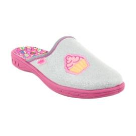 Barevné dětské boty Befado 707Y407 3
