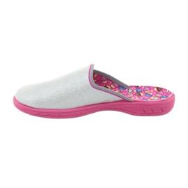 Barevné dětské boty Befado 707Y407 4