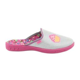 Barevné dětské boty Befado 707Y407 2