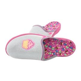 Barevné dětské boty Befado 707Y407 7