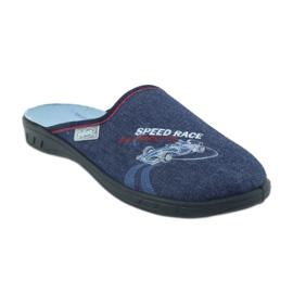 Barevné dětské boty Befado 707Y403 3