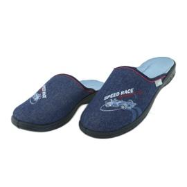 Barevné dětské boty Befado 707Y403 5