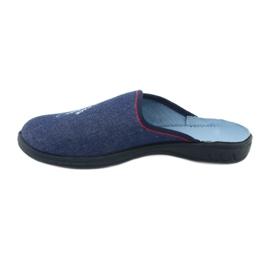 Barevné dětské boty Befado 707Y403 4