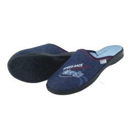 Barevné dětské boty Befado 707Y403 6