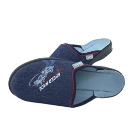 Barevné dětské boty Befado 707Y403 7