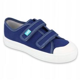 Dětská obuv Befado 440X010 modrý 1