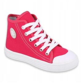 Dětská obuv Befado 438X012 růžový 1