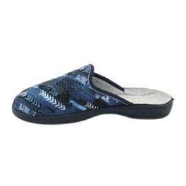 Barevné dětské boty Befado 707Y402 2