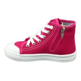 Dětská obuv Befado 438X012 růžový 3