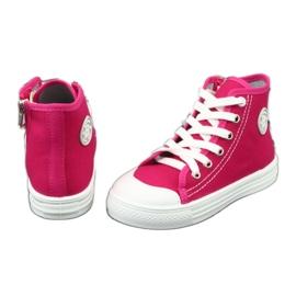 Dětská obuv Befado 438X012 růžový 5