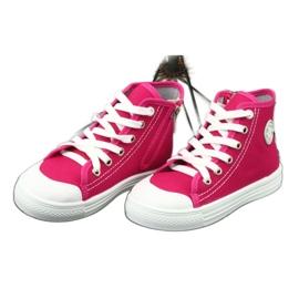 Dětská obuv Befado 438X012 růžový 4