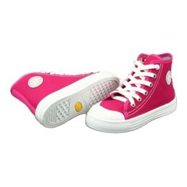 Dětská obuv Befado 438X012 růžový 6
